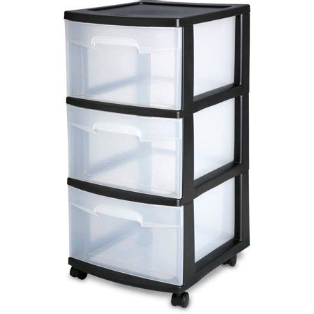 sterilite 5 drawer cart sterilite 3 drawer cart black available in of 2 or