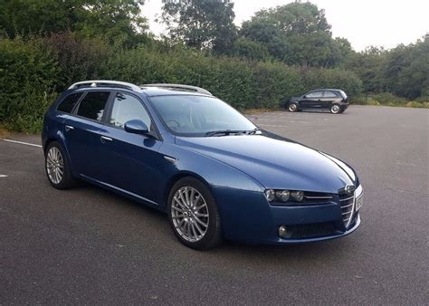 Alfa Romeo 159 Sportwagon by Alfa Romeo 159 Sportwagon 1 9 Jtdm 16v Lusso 5dr In