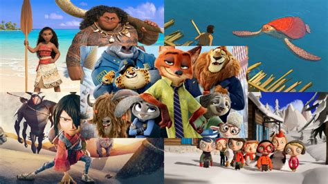 2017 'best Animated Feature Film' Oscar Nominees Revealed