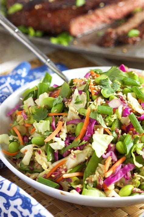 Taco Boats Coles by Best 25 Asian Slaw Recipes Ideas On Healthy