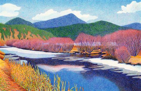landscape painting history lifetime passion