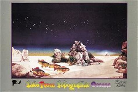 tales  topographic oceans poster  roger dean
