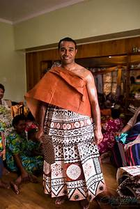 "Mr and Mrs Phil Korologa's ""Tevutevu"" | Traditional Fijian ...  Traditional"