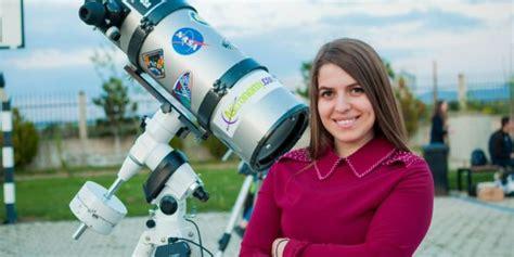 Astronomja kosovare zbulon një trup të ri qiellor ...