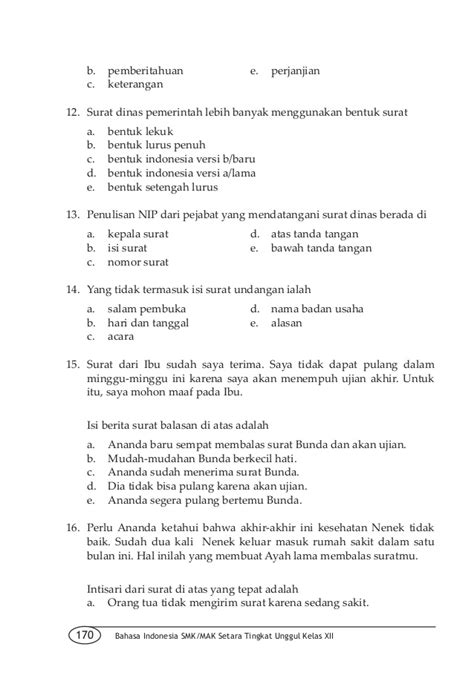 contoh surat resmi setengah lurus versi baru contoh par