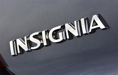 vauxhall insignia pictures vectra replacement revealed
