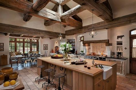 Going Country Style In The Kitchen  Best Home Gallery