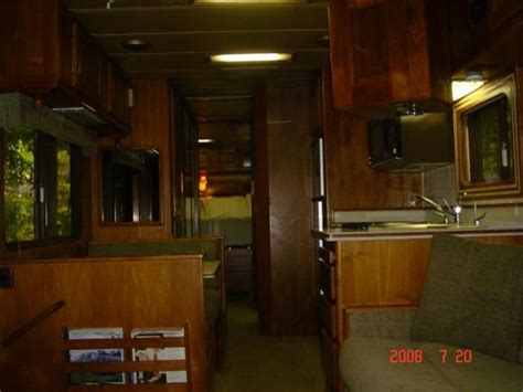 recreational vehicles diesel pusher motorhomes