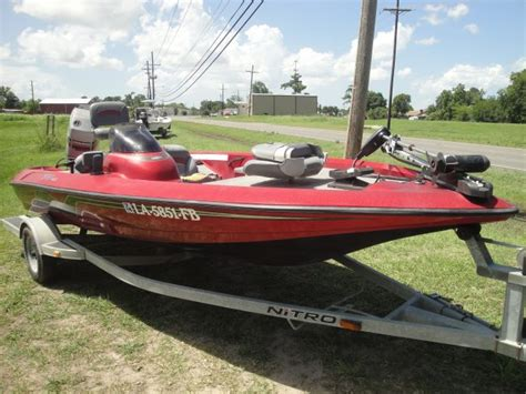 1998 Challenger Bass Boat by 1998 Tracker Nitro 700lx Bass Boat For Sale In Outside