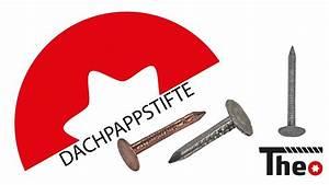 Dachlack Für Dachpappe : dachpappstifte n gel f r dachpappe youtube ~ Orissabook.com Haus und Dekorationen