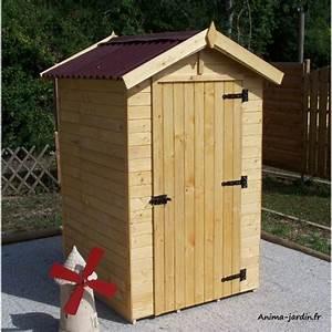 Abri De Jardin Petit : abri de jardin bois 2m ext rieur petite taille cabine ~ Dailycaller-alerts.com Idées de Décoration