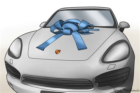 Car Gifts For by How To Gift A Car Yourmechanic Advice