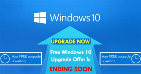 free windows 10 upgrade offer is ending soon techstravel