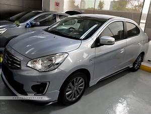 2019 Mitsubishi Attrage 1 2a Photos  U0026 Pictures Singapore