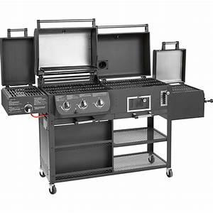 Gas Kohle Grill Kombination : jamestown gas holzkohle kombi grillstation drake mit infrarotbrenner kaufen bei obi ~ Orissabook.com Haus und Dekorationen