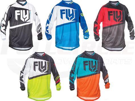 size 16 motocross fly racing f 16 jersey youth sizes mx atv bmx mtb