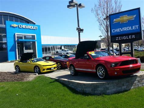 Zeigler Chevrolet Schaumburg  28 Fotos Concesionarios