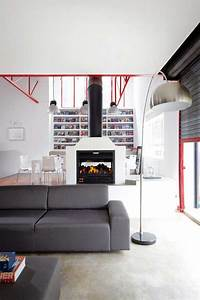 johannesburg loft interiors by color With kitchen cabinets lowes with fire truck wall art