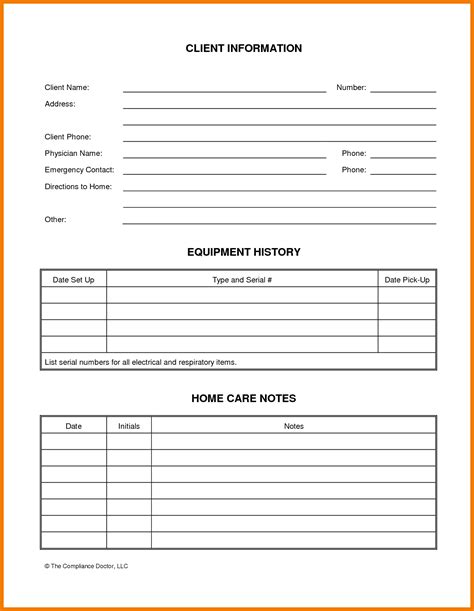 customer information form template authorization letter