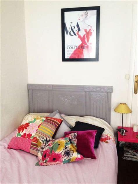 une chambre soi une tête de lit à faire soi même pour une chambre déco