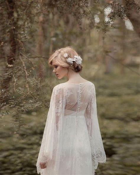 25 Best Ideas About Woodland Wedding Dress On Pinterest
