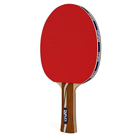 best table tennis racket duplex 6 star ping pong paddle best professional table