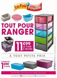 Parasol La Foir Fouille : catalogue la foir fouille tout pour ranger by joe monroe ~ Dailycaller-alerts.com Idées de Décoration