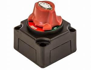 Dual Battery Isolator Switch