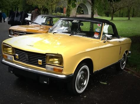peugeot cars old models peugeot 304 cabriolet our classic cars