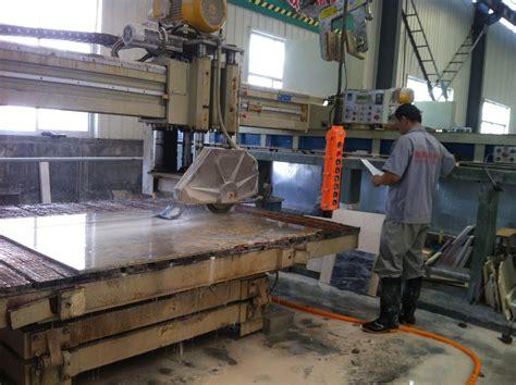 qqy blade bridge saw tilt table slab cutting
