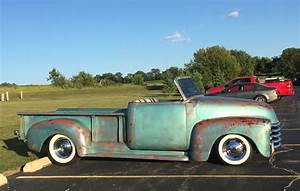 191 1951 Chevrolet 3600 Pick Up