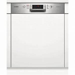 Lave Vaisselle Integrable Bosch : lave vaisselle int grable int grable bosch smi69n25eu ~ Melissatoandfro.com Idées de Décoration