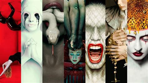 american horror story opening credits    hd