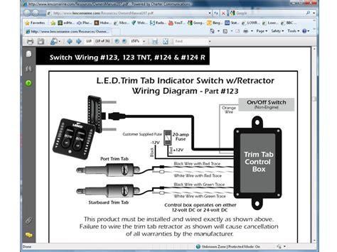 Boat Trim Tab Wiring boat trim tabs wiring diagram teleflex trim wiring