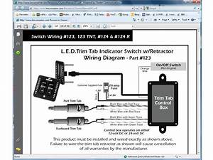 Help Lenco Trim Tab Installation Wiring Diagram