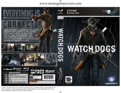 Steam Game Covers Watch Dogs Box Art