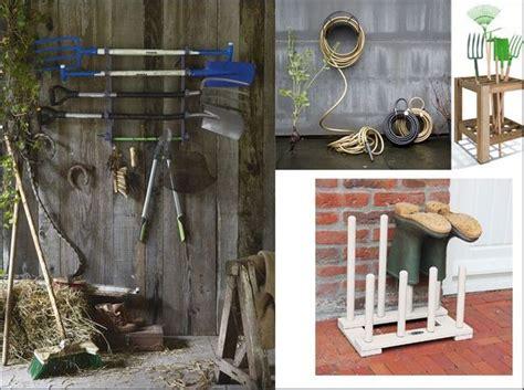 rangement outils jardin des rangements malins pour mes outils de jardinage d 233 coration