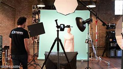 Photoshop Behind Scenes Photoshoot Portrait Liquid Phlearn
