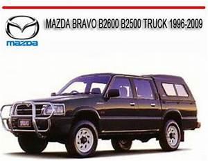 Mazda Bravo B2600 B2500 Truck 1996