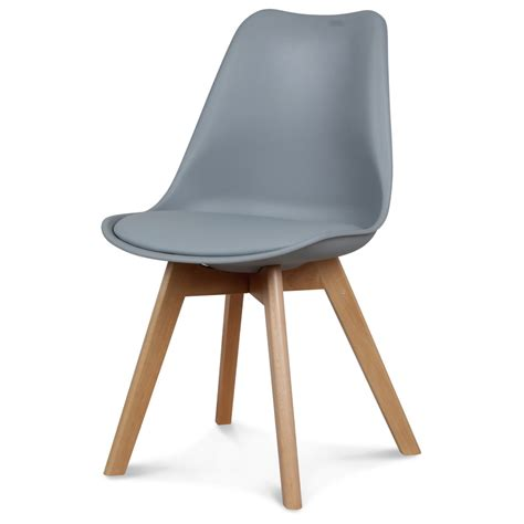bureau scandinave alinea chaises scandinaves grises
