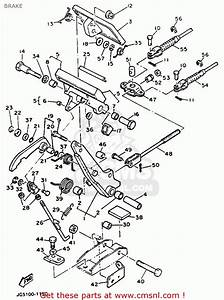 Yamaha G2 Golf Cart Parts Diagram