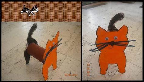 chat gt rouleau de papier toilette id 233 e de bricolage animaux