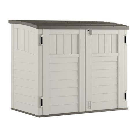 Suncast Resin Outdoor Storage Shed   Lowe's Canada