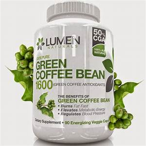 Popular Product Reviews By Amy  Pure Green Coffee Bean Extract By Lumen Naturals
