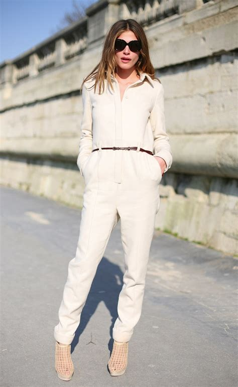 winter white jumpsuit how to wear jumpsuits