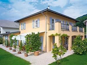 mediterrane hauser sudlicher charme inspiration bauende With französischer balkon mit saicos haus garten farbe