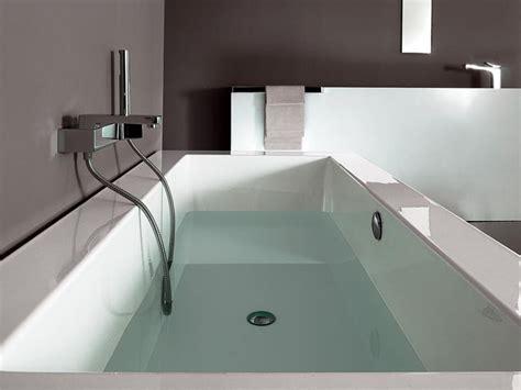 vasca da bagno grande vasca da bagno rettangolare grande by kos by zucchetti