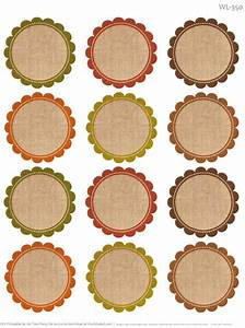 25 best ideas about round labels on pinterest blank With how to make round labels