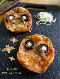 Recette Apéro Halloween : recettes pizza halloween ~ Melissatoandfro.com Idées de Décoration