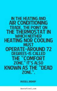 quotes about inspirational in the heating and air conditioning trade the point on